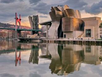 La ciudad de Bilbao
