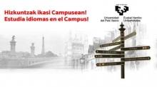 Estudiar idiomas en el Campus universitario de la UPV