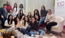 ¡Feliz Navidad desde la residencia Stma Trinidad de Bilbao!