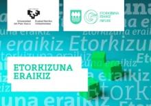 presentación de la iniciativa Etorkizuna Eraikiz