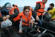 Mesa redonda Crisis de refugiados, médicos sin fronteras
