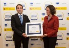 Premios de la Semana Española de la Movilidad Sostenible 2016 a la Universidad del País Vasco